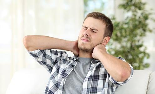 Apunkt akupunktur mod muskelspændinger og myoser