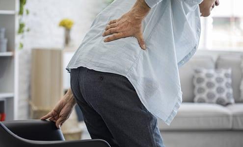 Apunkt akupunktur mod rygsmerter